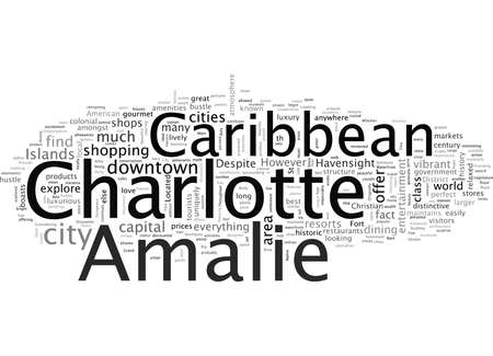Charlotte Amalie Big City Amenities In The Heart Of The Caribbean