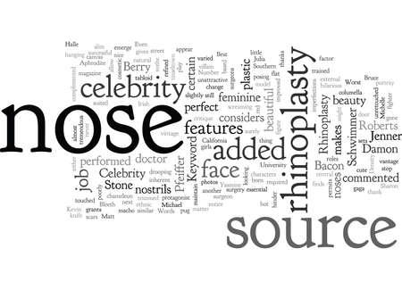 Celebrity Rhinoplasty