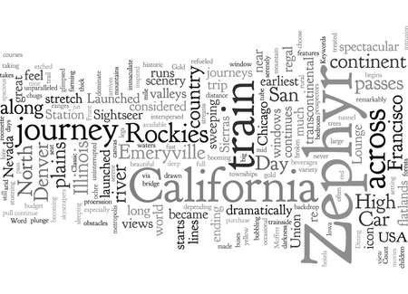 Classic American Train Journeys The California Zephyr