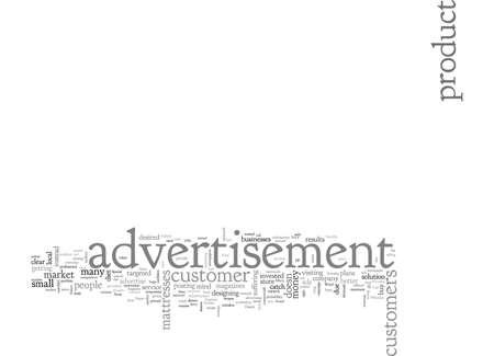 Characteristics of a Successful Advertisement 일러스트