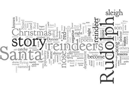 Christmas Article Vektoros illusztráció