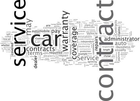 Car Service Contracts Full Service Or Foolish Service