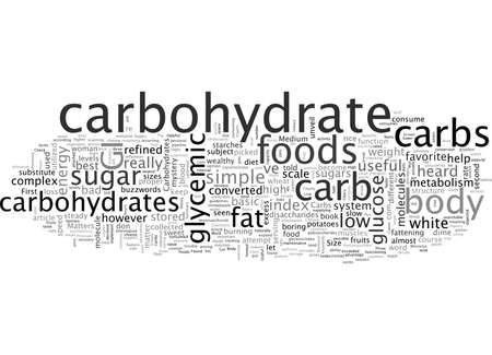 Carbohydrates Why Size Matters
