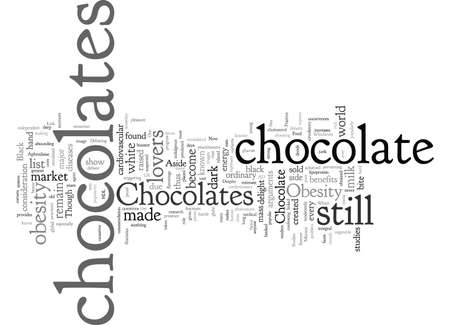 Chocolate Lovers and Obesity