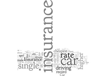 Cheapest Car Insurance For Single People