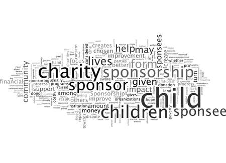 Child Sponsorship Do or Dont