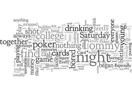 Card Poker Shots
