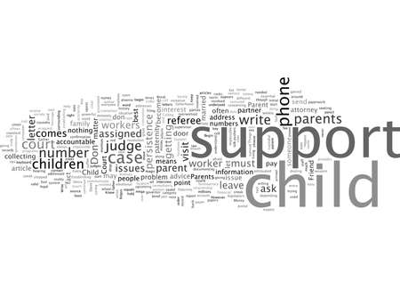 Child Support Key Things Every Parent Should Know Illustration