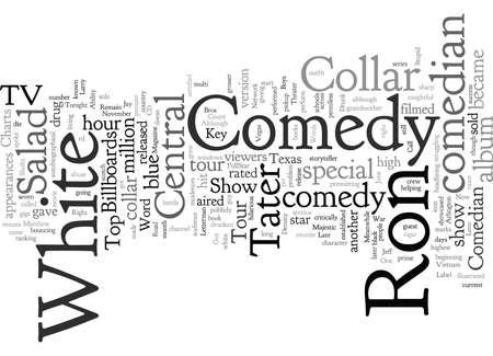 el comediante ron blanco Ilustración de vector