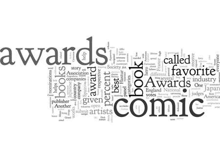 Comic Book Awards Çizim
