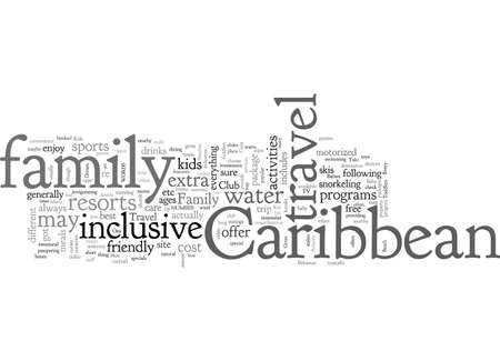 Caribbean Family Trave
