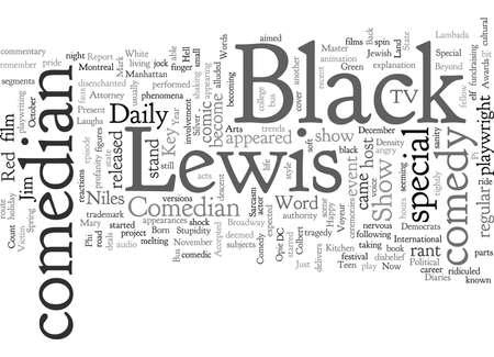 el comediante lewis black