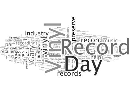 Celebrate Vinyl Record Day