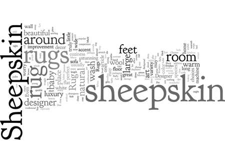 Choices In Sheepskin Rugs