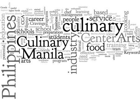 center for culinary arts manila philippines