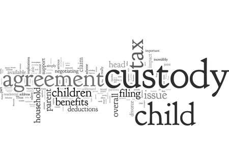 Convention de garde d'enfants et taxes