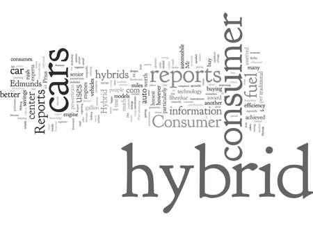 consumer reports hybrid cars
