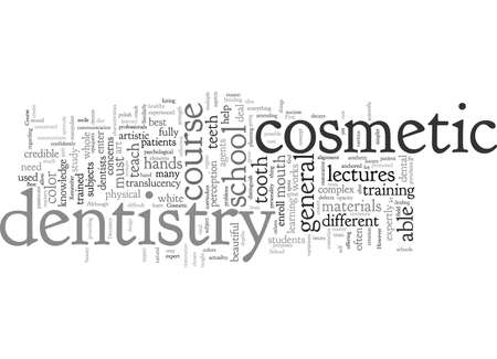 Cosmetic Dentistry Course How to Find the Best School