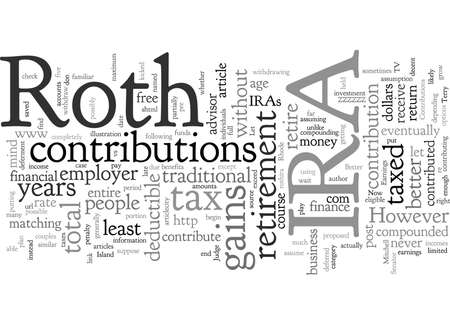 Could a Roth IRA be Better Than a k Illustration