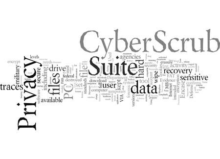 CyberScrub Privacy Suite