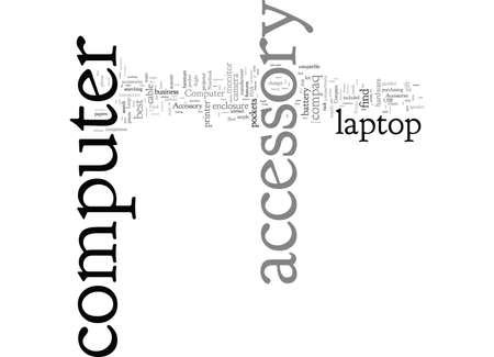 Compare Prices Find The Best Computer Accessory Stock Illustratie