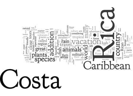Costa Rica Caribbean Travel