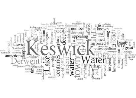 Derwent Water Juwel von Englands Lake District
