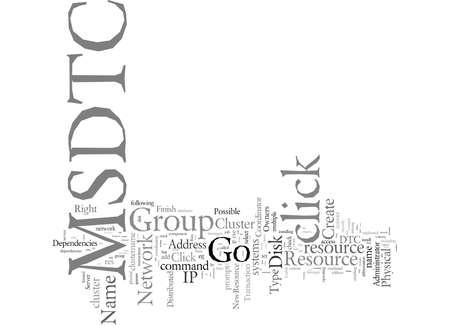 Define MSDTC