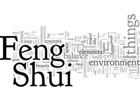 Concepts Behind Feng Shui