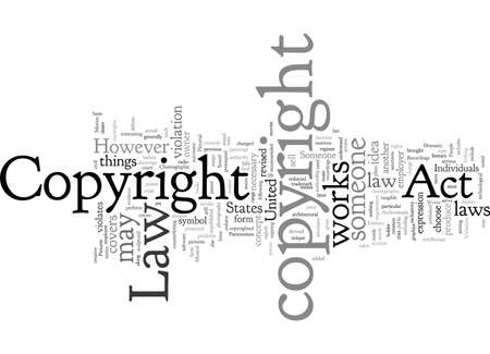 Copyright Law Act