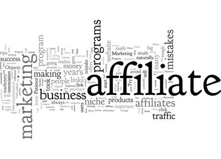 Costly Mistakes Affiliate Marketers Make In Their Career