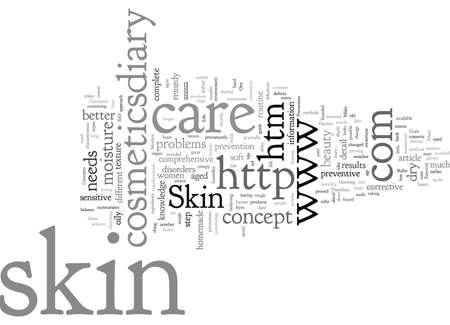 Concepts Of Skin Care