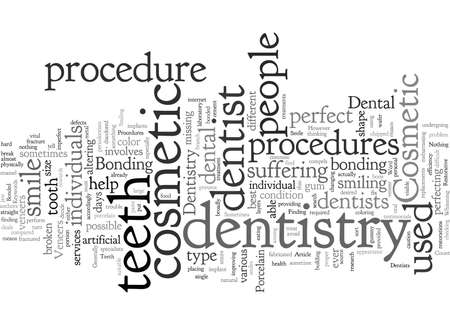 Cosmetic Dentistry Procedures to Revamp Your Smile Çizim