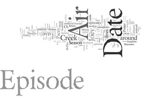 Dawson s Creek Season DVD Review Illustration