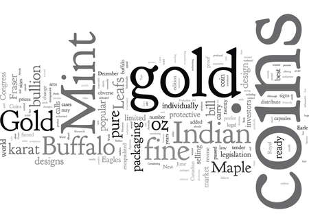 Congress Approves  Fine Gold Coins