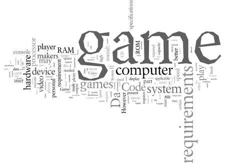 da vinci code game system specifications 向量圖像