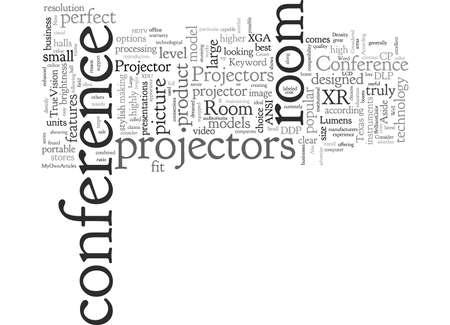 Conference Room Projectors
