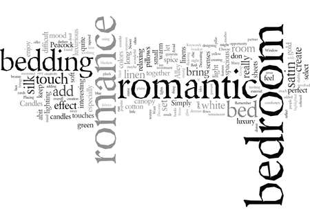 Decorate your bedroom for romance