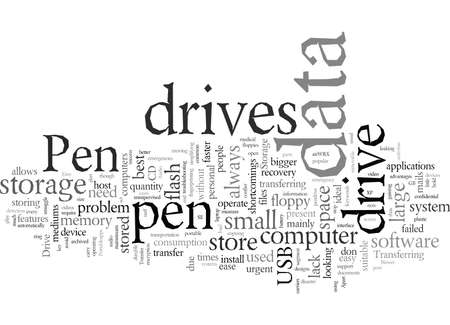 Data Transfer Made Easy By Pen Drive
