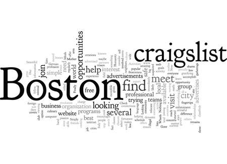 craigslist boston