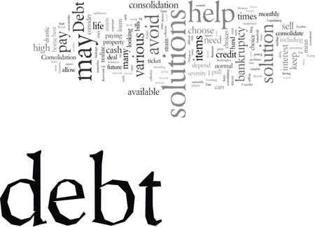 Debt Solutions To Consider Çizim