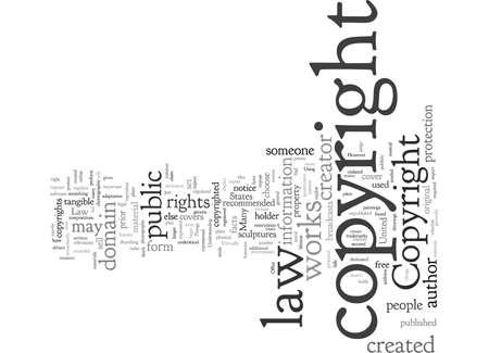 Copyright law 向量圖像