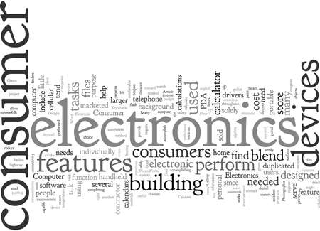 Cool Designs In Consumer Electronics
