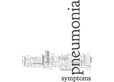 Common Pneumonia Symptoms