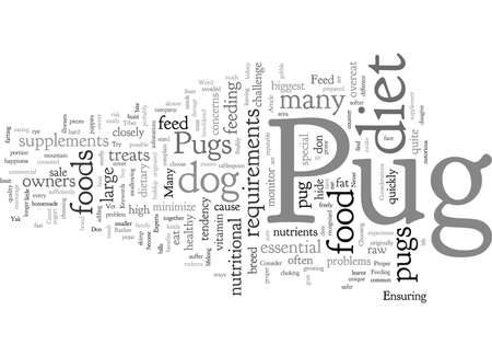 Considerations in What You Feed Your Pug