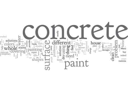 Concrete Paint Çizim