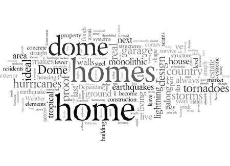 Dome Homes A Shelter from the Storm