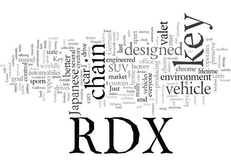 Do You Have A RDX Too