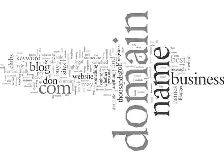 Domains For Sale Best Options For You Ilustración de vector