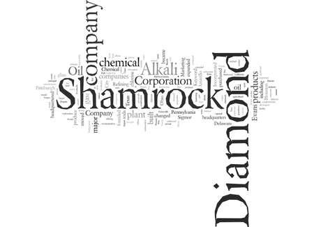 diamond shamrock Foto de archivo - 132110593